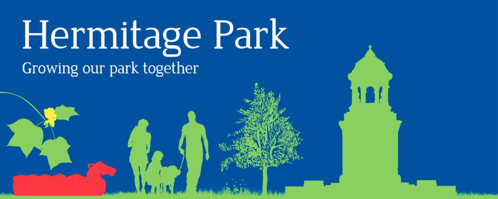 Hermitage Park logo
