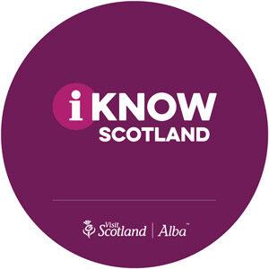 iKnow Scotland logo