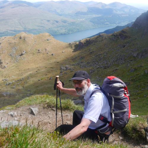 Loch Lomond Guides John © Loch Lomond Guides