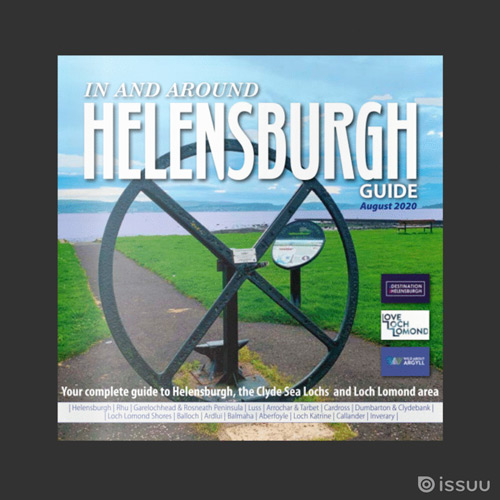 In and Around Helensburgh Guide. Downtown CityMaps & Guides