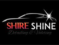 Shire Shine Car Valet Logo