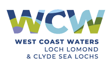 West Coast Waters Loch Lomond & Clyde Sea Lochs logo