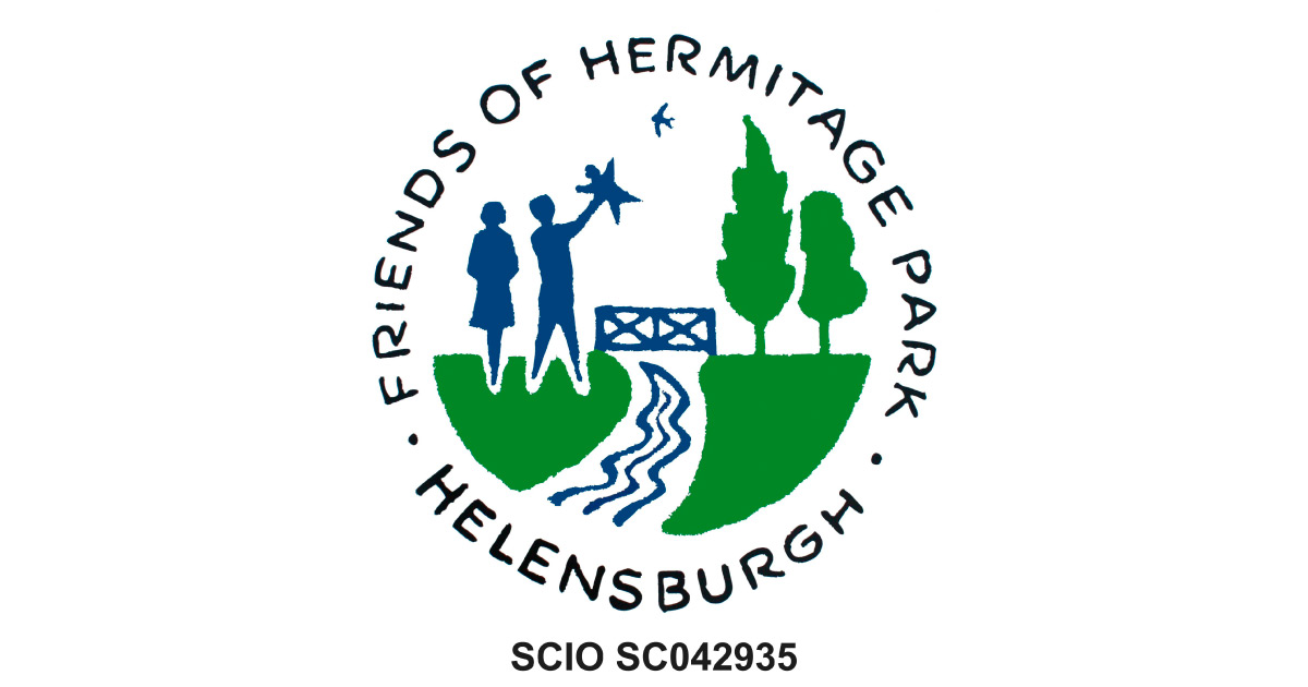Friends of Hermitage Park, Helensburgh, Logo