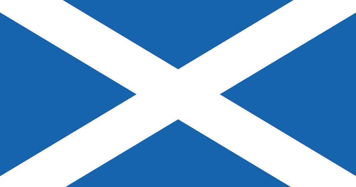 Scottish flag image source https://pixabay.com/illustrations/scotland-flag-saltire-891914/
