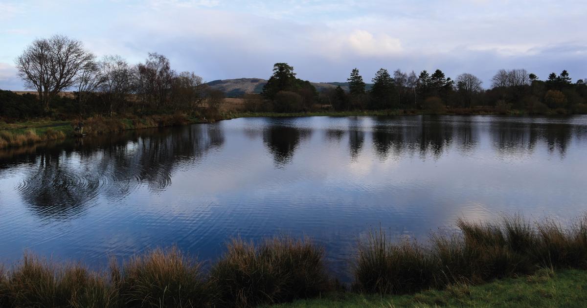 Helensburgh no 1 reservoir