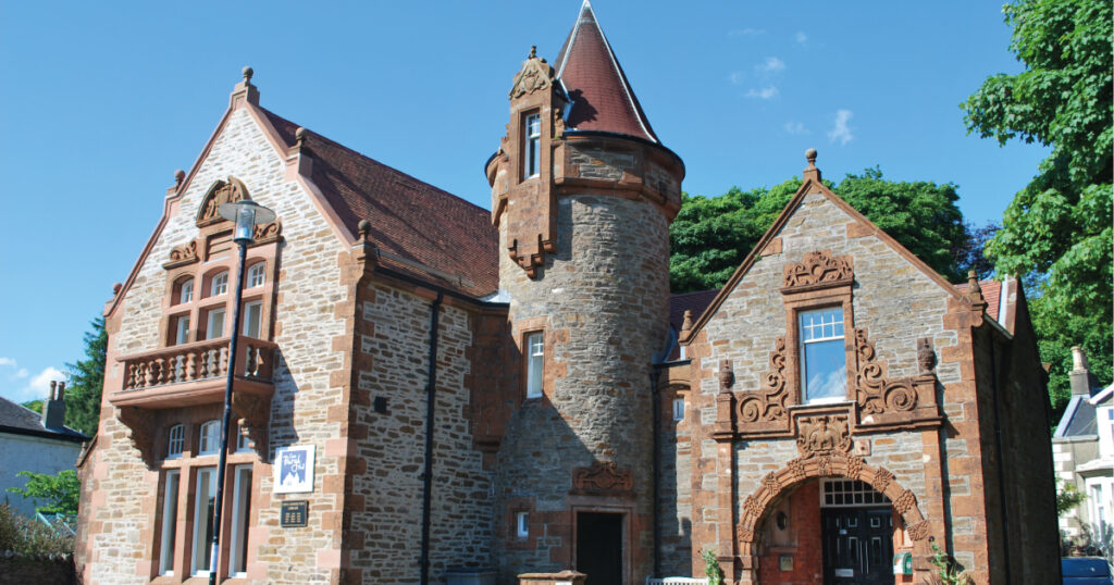 Cove Burgh Hall